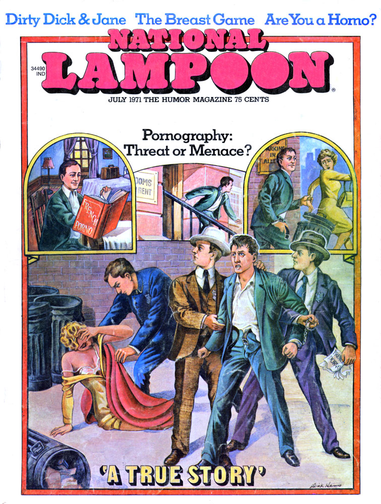 Cover of NatLamp 16