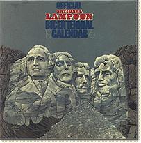 The Official National Lampoon Bicentennial Calendar (1976)