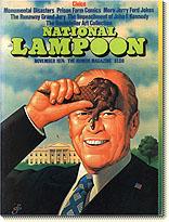 National Lampoon, November 1974 (Civics) issue